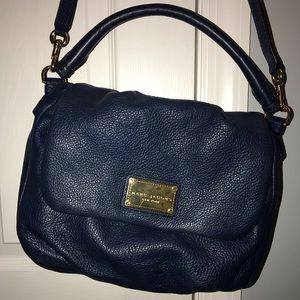5ee7779120bf Marc Jacobs Navy Shoulder Bag